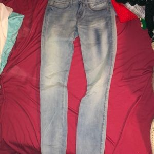 Express Leggings. Mid rise. Never worn. 4